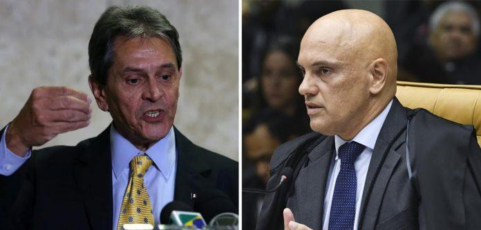 Roberto Jefferson acusa Moraes de plágio: