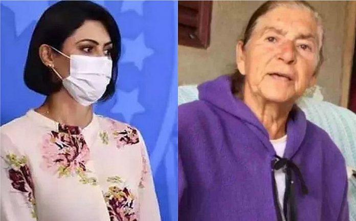 Morre avó de Michelle Bolsonaro após infecção com o coronavírus