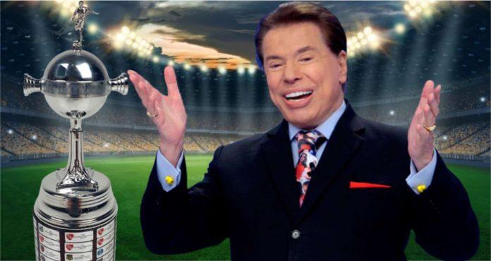 Com a Globo de fora, SBT anuncia que fará transmissão da Libertadores até 2022