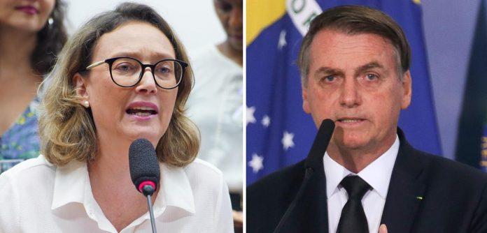 Rosário acusa Bolsonaro fazer