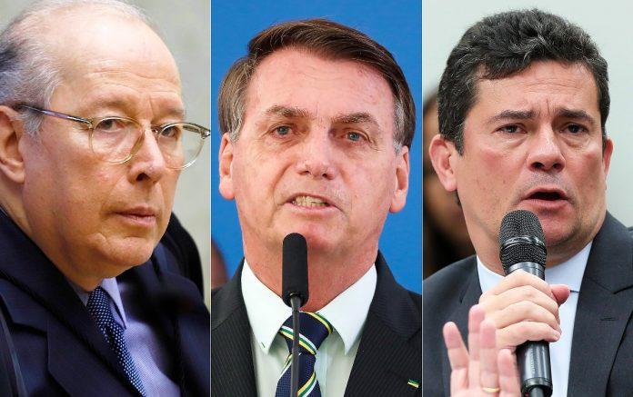 Decisão de Celso de Mello contra Bolsonaro permite que Moro confronte o presidente