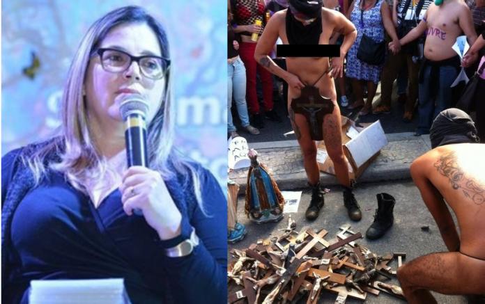 A cristofobia no Brasil é