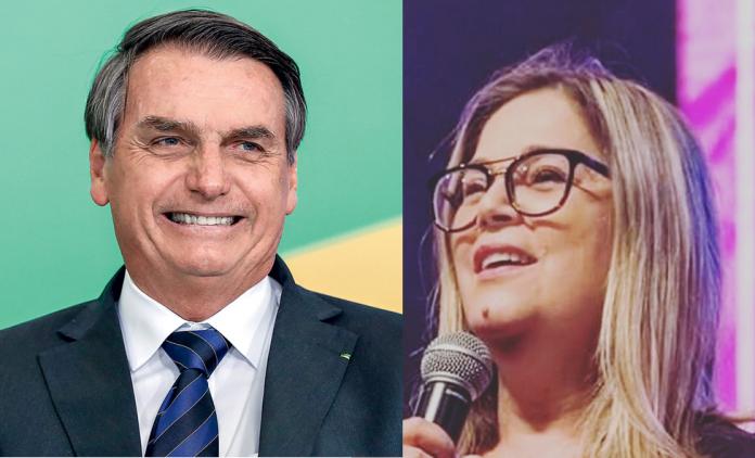 Em Curitiba, candidata anuncia