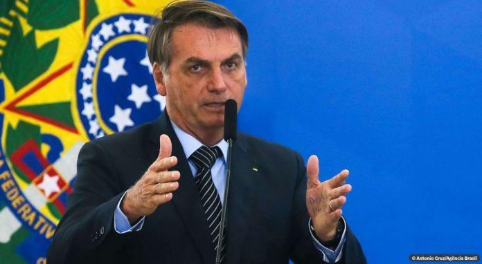 Bolsonaro pede para a população não votar em prefeito